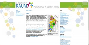 Screenshot Website gewerbepotenziale.de