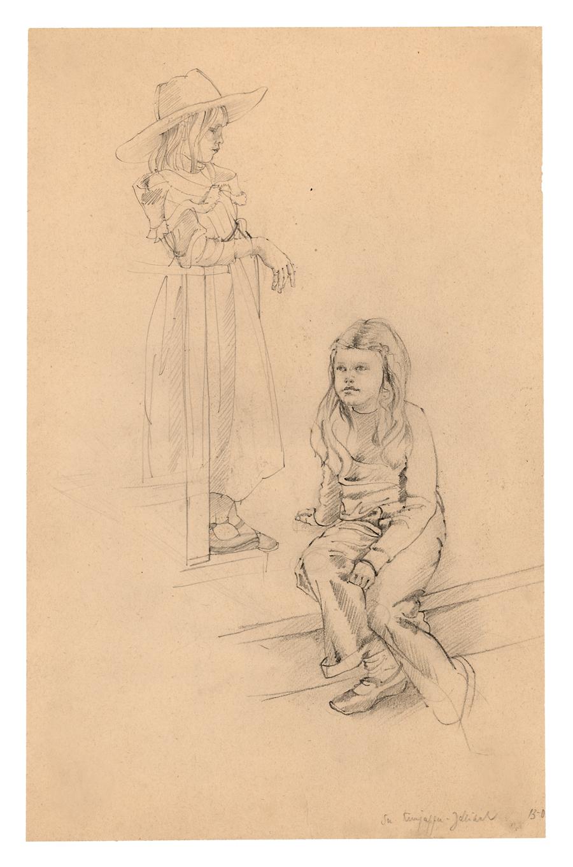 Susanne Kunjappu Jellinek Galerie Zeichnung